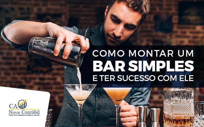 Montar Um Bar